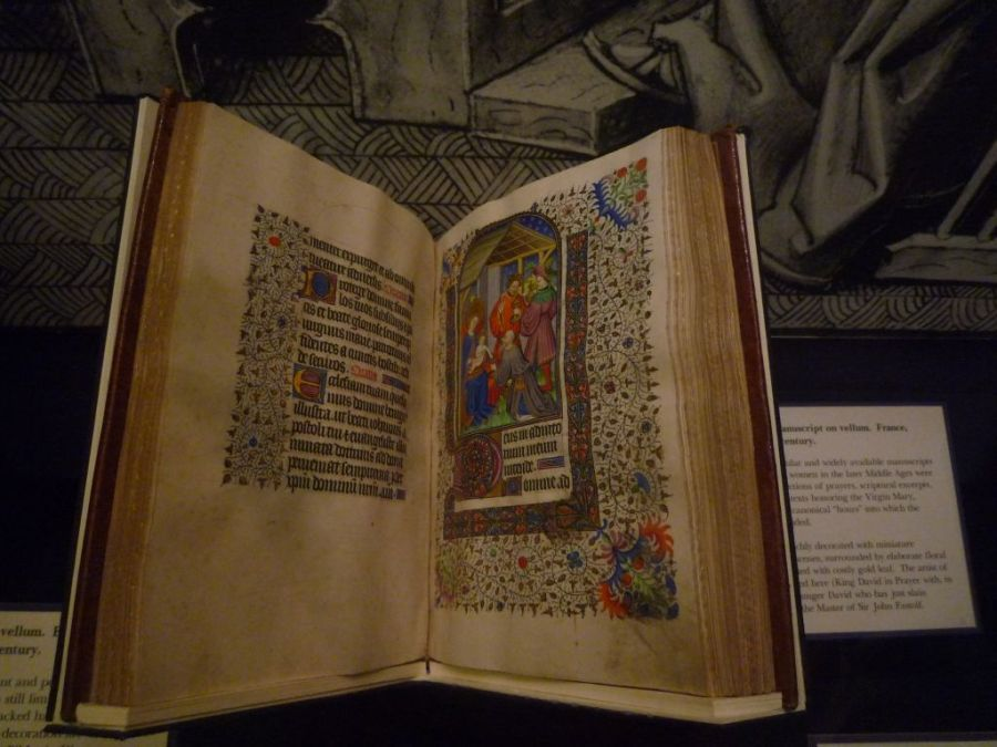 Huntington Library_ The Book of Hours