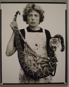 the snake-skinner
